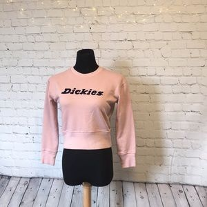 🌸 Madewell xDickies Cropped, Long Sleeve Sweater